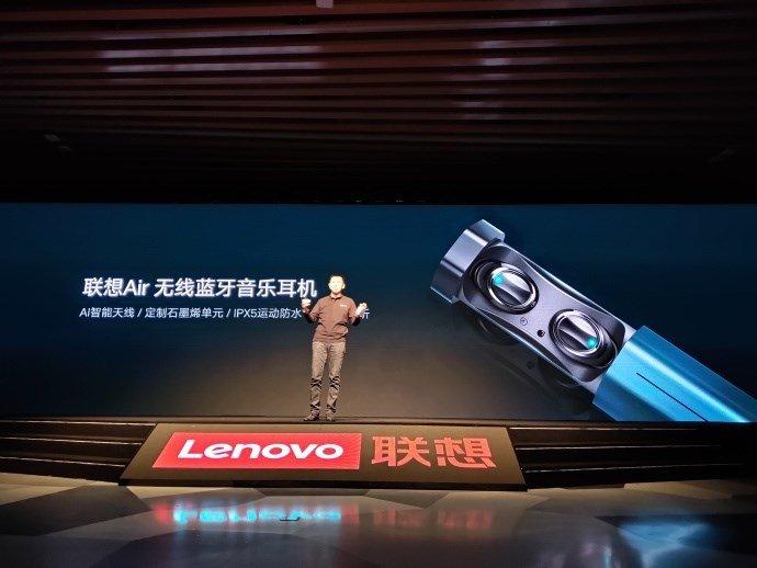 Lenovo Air Wireless Bluetooth Headset: Ωραία εμφάνιση, πολλές λειτουργίες και φθηνό κόστος αγοράς 2