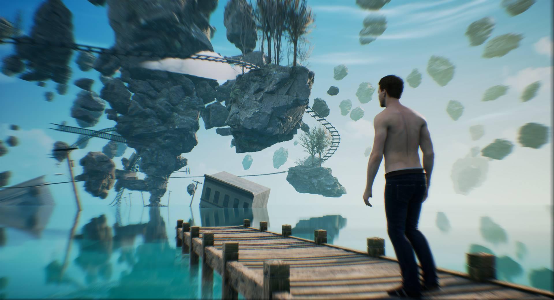 Έχουμε gameplay trailer για το Twin Mirror ! – Geekdom News