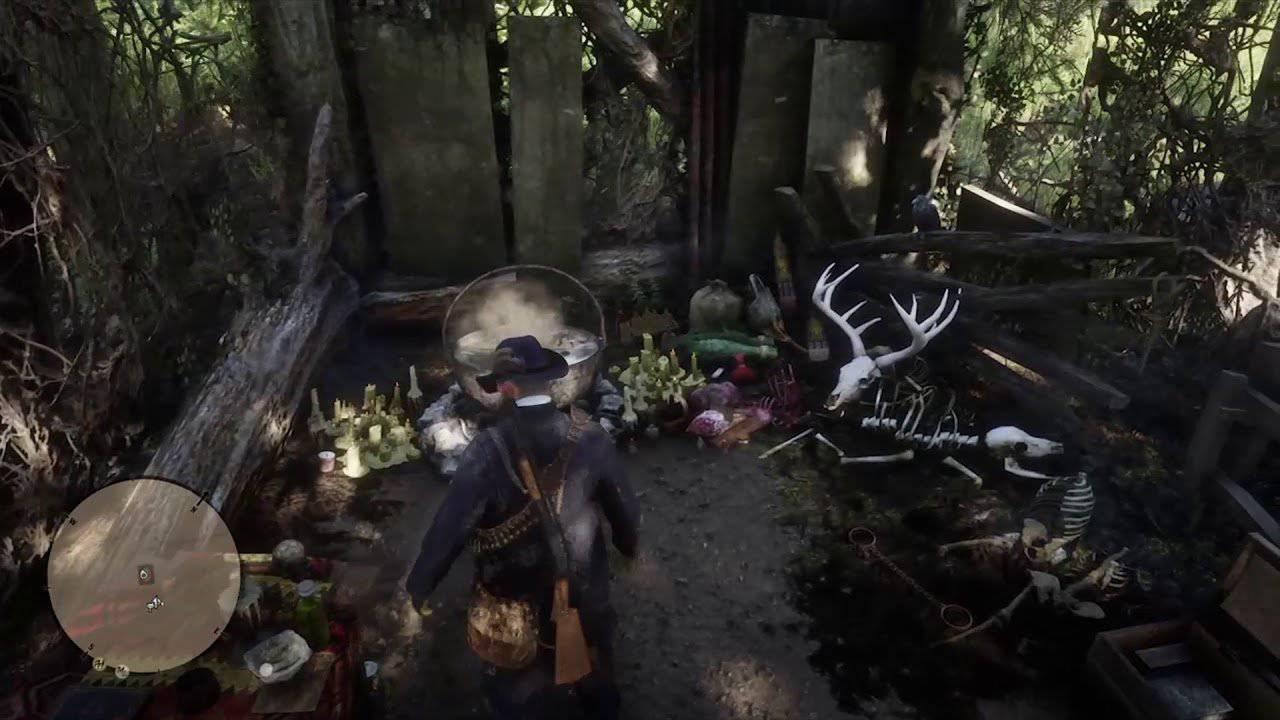 Τα top 15 creepy Easter eggs στο Red Dead Redemption 2! - Geekdom Lists 9