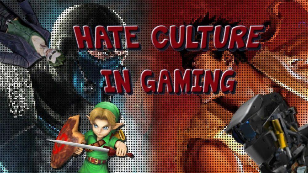 Είναι το Hate Culture πρόβλημα για το gaming;