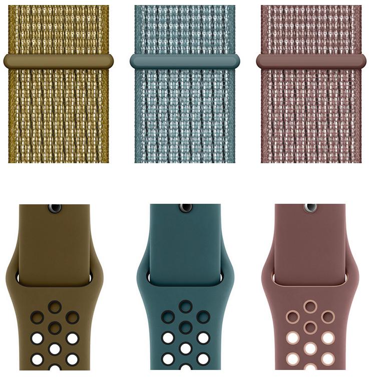 Η Nike παρουσιάζει νέα λουράκια για το Apple Watch