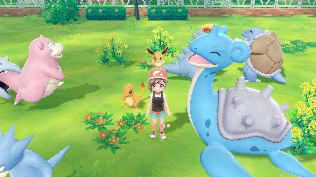 Pokemon Let's Go: 5 cool tips! – Geekdom Guide