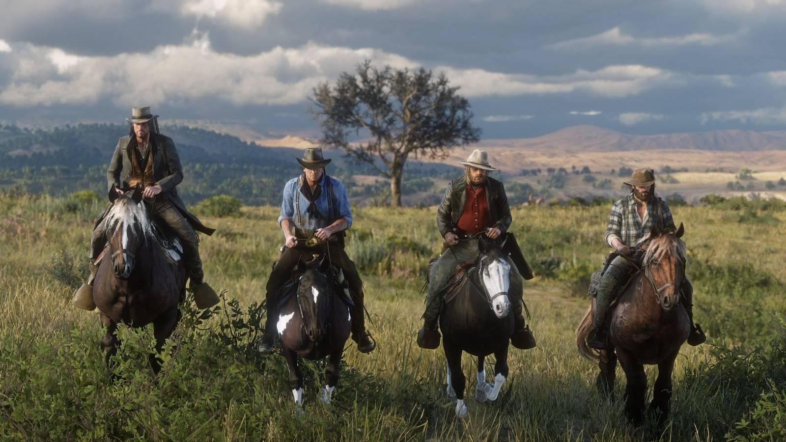 Το Red Dead Redemption 2 'πάει' στα Game Awards! – Geekdom News