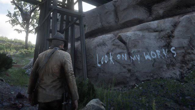 Τα top 15 creepy Easter eggs στο Red Dead Redemption 2! - Geekdom Lists 1
