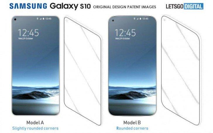 Η Samsung μπορεί να μην έχει καταλήξει ακόμη στο σχεδιασμό του Galaxy S10 1
