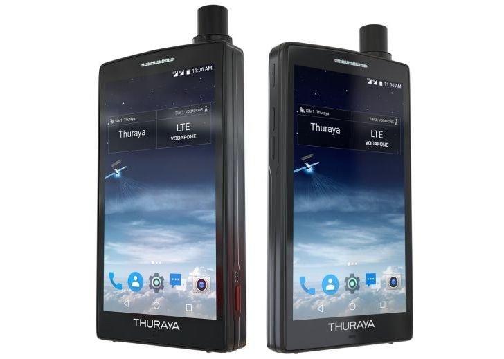 Το Thuraya X5-Touch είναι το πρώτο δορυφορικό Android smartphone στον κόσμο 1