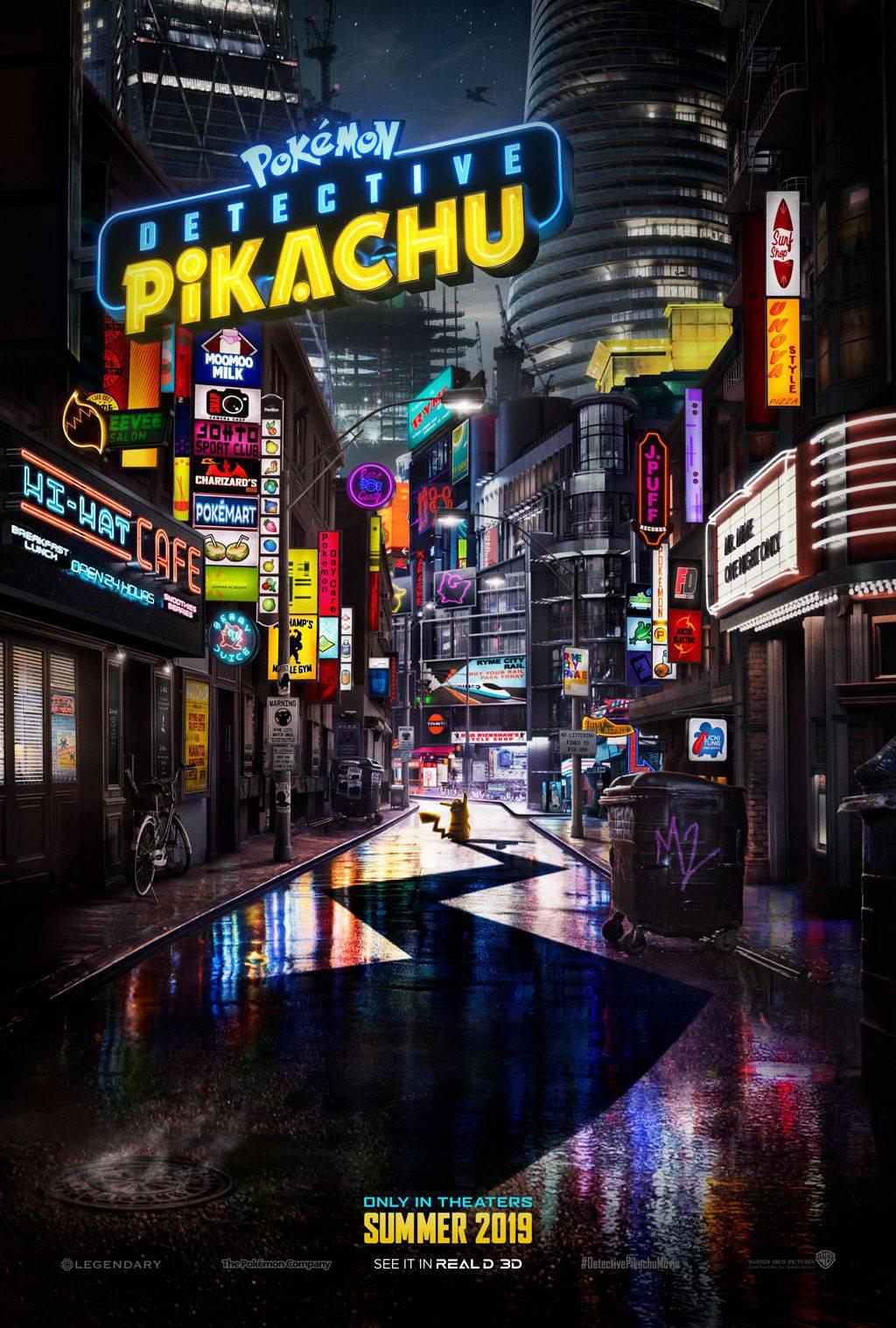"""Ο Detective Pikachu """"ζωντανεύει""""! - Geekdom News 5"""