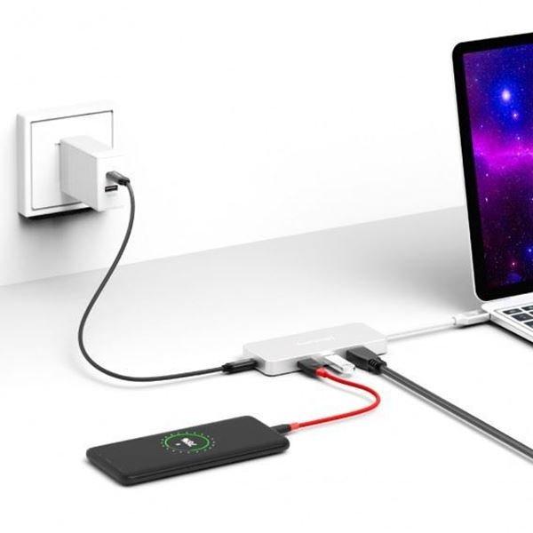 Σύνδεσε παντού το Laptop σου με το καλύτερο Hub! 1