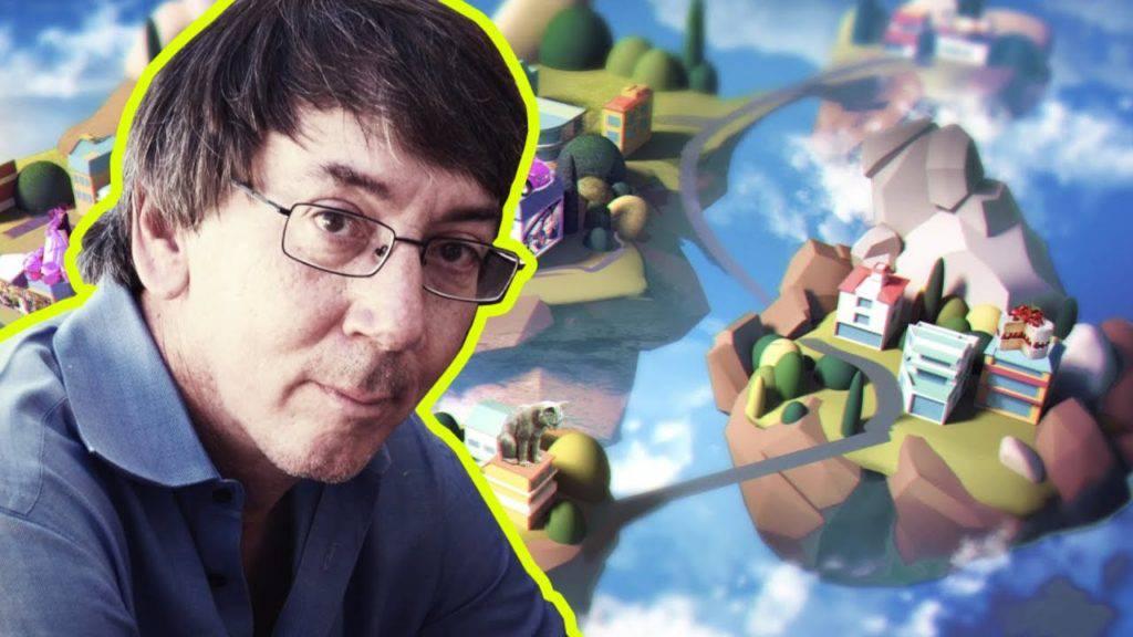 "10 Creators που ""μπήκαν"" στα παιχνίδια τους! - Geekdom Lists 6"