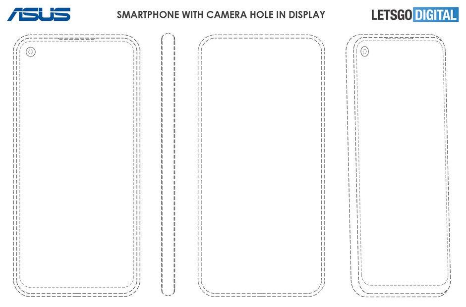 Τα επερχόμενα τηλέφωνα Asus μπορούν να υιοθετήσουν pop-up κάμερα και οπή στην οθόνη 2