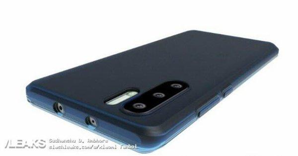 Nέες θήκες των Huawei P30 / P30 Pro φανερώνουν τον πίσω σχεδιασμό τους 2