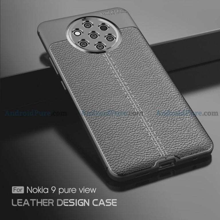 Περισσότερες εικόνες θηκών για το Nokia 9 1