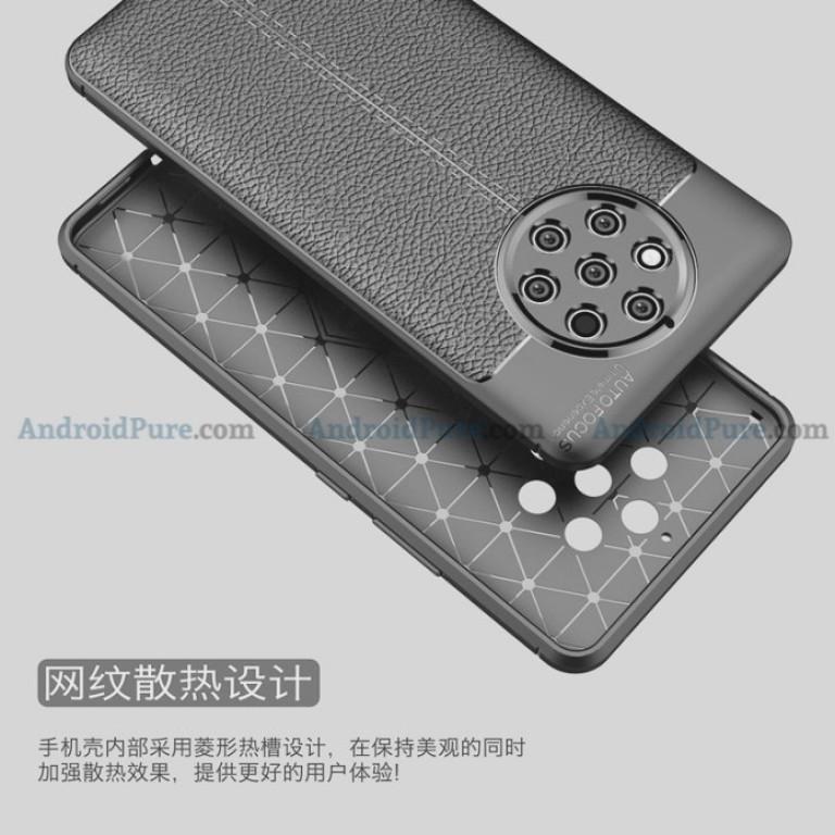 Περισσότερες εικόνες θηκών για το Nokia 9 2