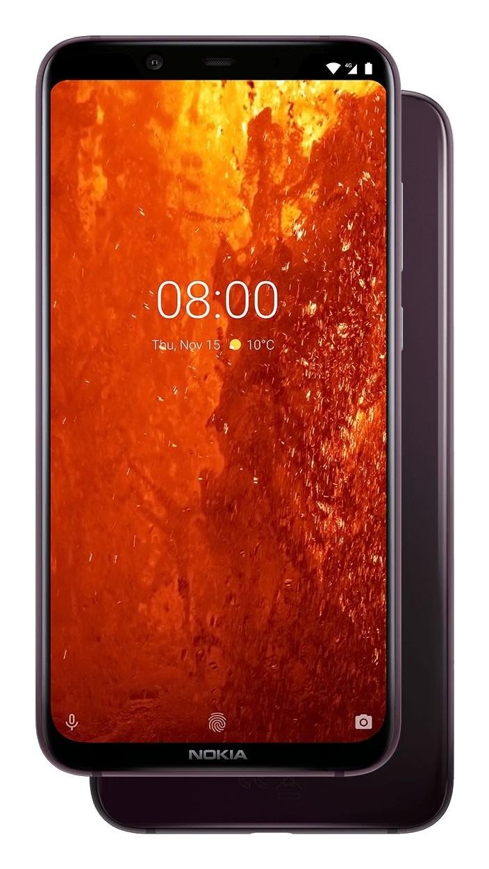 Ανακοινώθηκε το Nokia 8.1 για τη Δύση 1