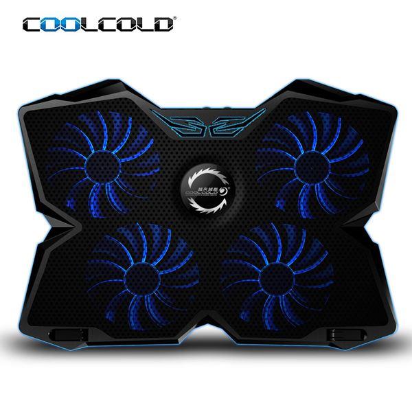 """Μην ζορίζεις το laptop σου, πάρε το σύστημα ψύξης """"Coolcold Ice Magic 2 Cooling Pad"""" 2"""