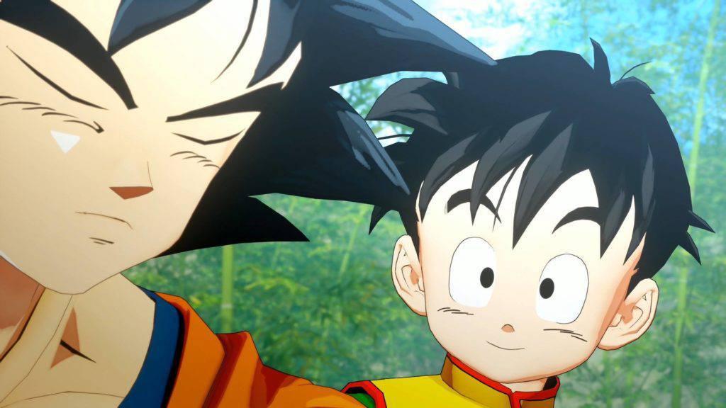 Νέο παιχνίδι Dragon Ball, με τίτλο: Project Z! - Geekdom News 1