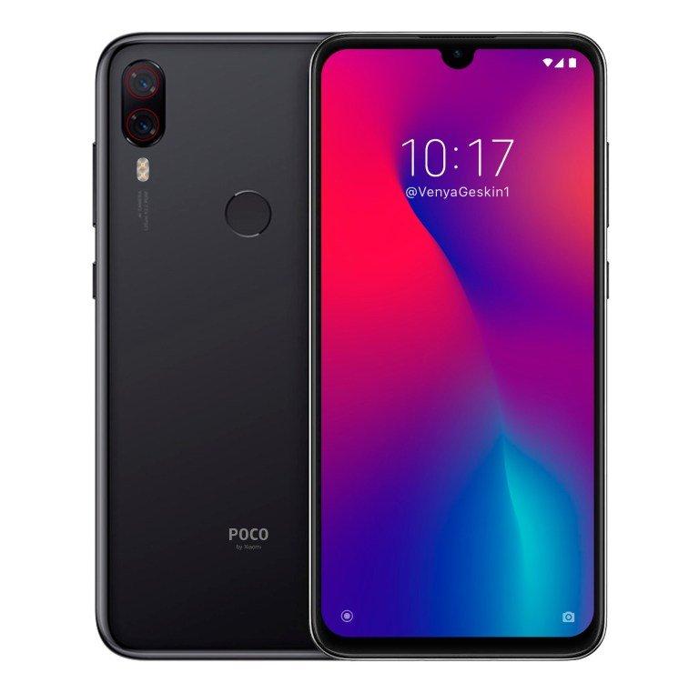 Ένα concept για το Poco F2 με ενδιαφέροντα specs 1