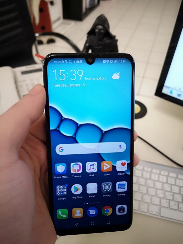 Huawei P Smart 2019 Review - Παρουσίαση 7