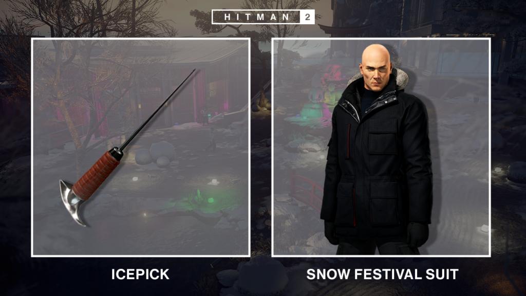 Δωρεάν δοκιμή για το Hitman 2 Snow Festival – Geekdom News