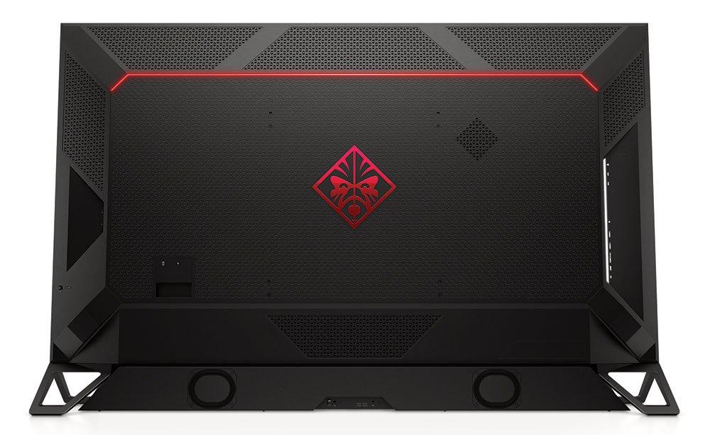 Η ιδανική gaming οθόνη που ονειρεύτηκες, είναι το μοντέλο Omen x 65 Emperium με Soundbar 1