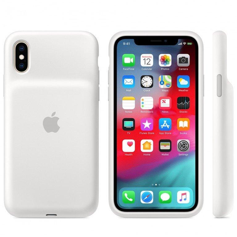 Η Apple εισάγει την έξυπνη θήκη μπαταριών για το iPhone XS, XS Max και XR 4