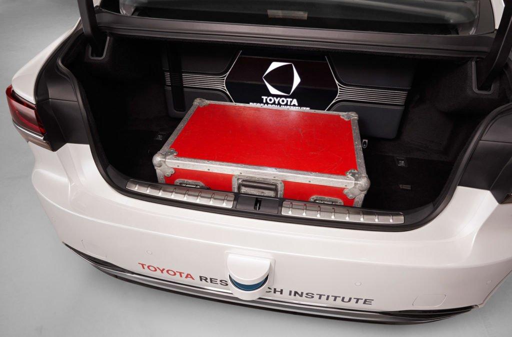 Aκόμη πιο έξυπνο αυτοκίνητο δοκιμάζει η Toyota 1