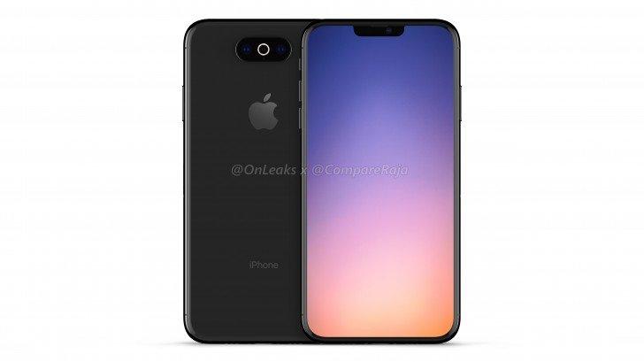 Ένα καινούργιο σετ πρωτοτύπων για το iPhone XI 2