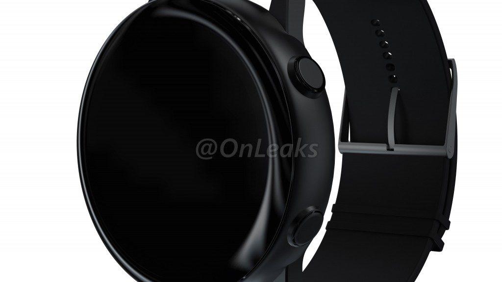 Renders του νέου Samsung Gear Sport δείχνουν πιο στρογγυλεμένο σχεδιασμό 1
