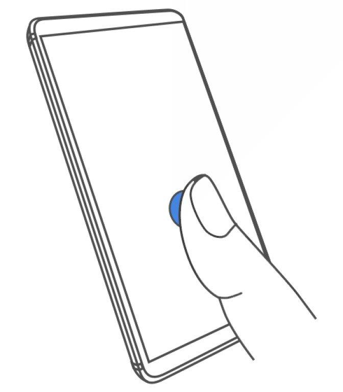 Για δείτε τα κινούμενα σχέδια από το ξεκλείδωμα οθόνης του Nokia 9 2