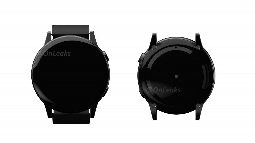 Renders του νέου Samsung Gear Sport δείχνουν πιο στρογγυλεμένο σχεδιασμό 2
