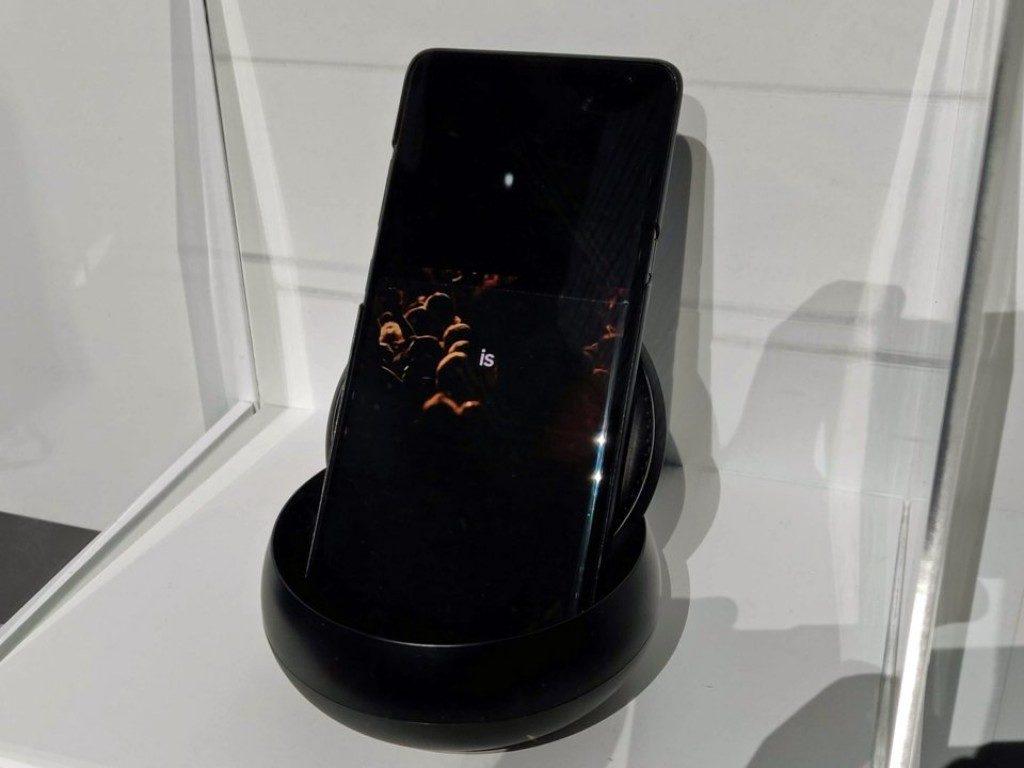 Η Samsung είχε ένα πρωτότυπο 5G τηλεφώνου στην CES αλλά δεν το πρόσεξαν πολλοί... 1