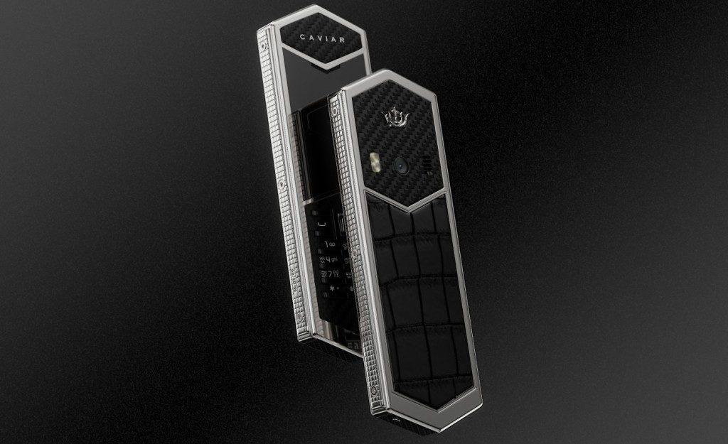 Το πανάκριβο Nokia 6500 της Caviar θα κοστίζει 2.600 δολάρια 2