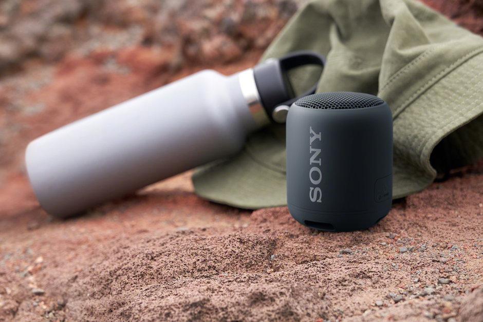 Yπήρξαν νέα ασύρματα ηχεία Sony Extra Bass για επίδειξη στην CES 2019 1