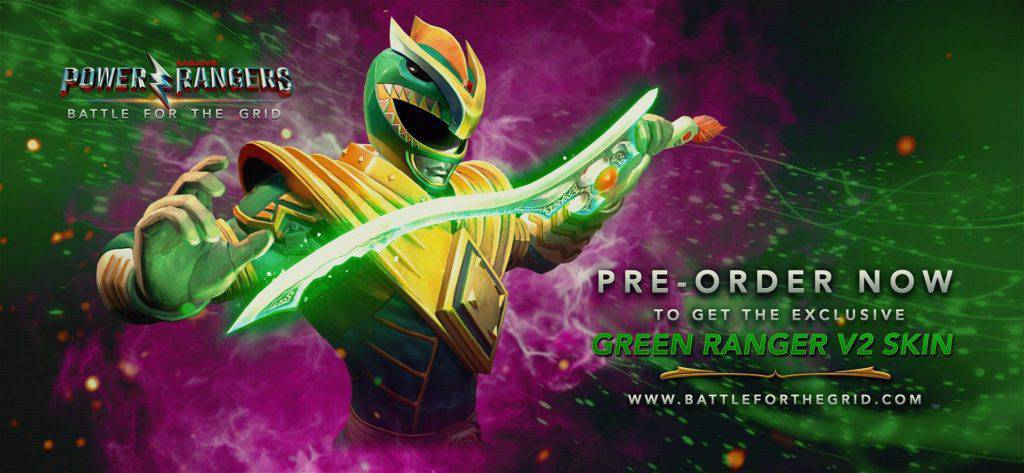 Ανακοινώθηκε το Power Rangers: Battle for the Grid – Geekdom News