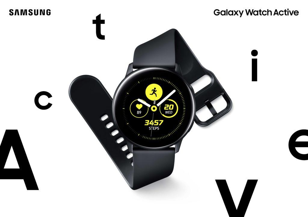 Η Samsung Παρουσιάζει Τρία Νέα Wearables για Ισορροπημένη και Συνδεδεμένη Ζωή 2