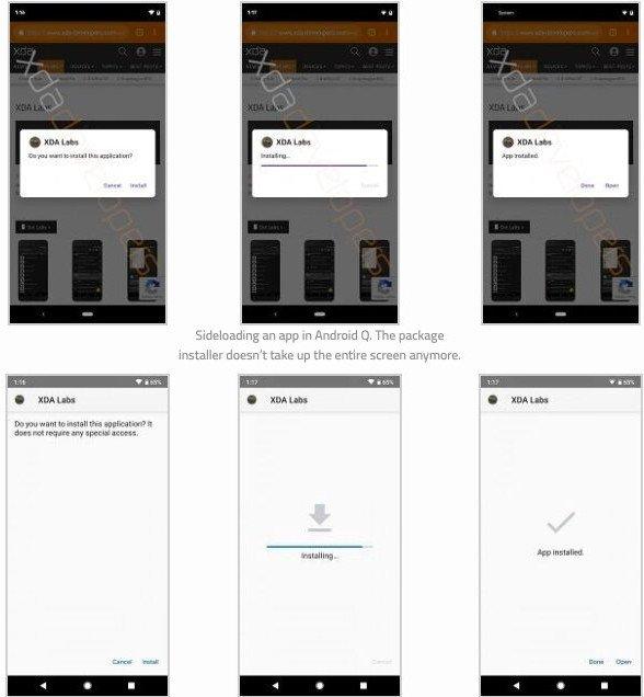 Το Android Q βελτιώνει τον έλεγχο απορρήτου και τον έλεγχο δικαιωμάτων 4