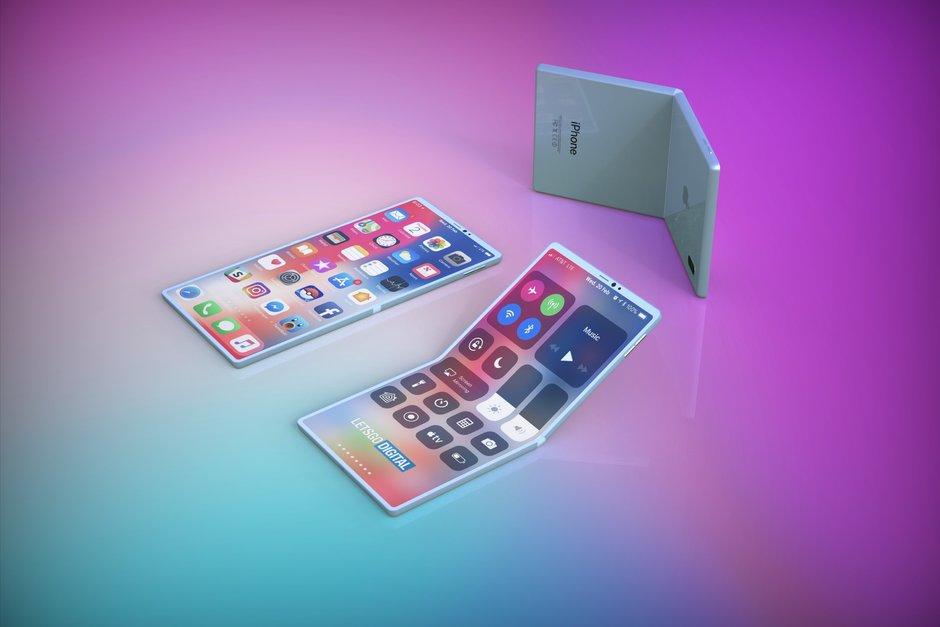 Κάπως έτσι θα μπορούσε να μοιάζει το πτυσσόμενο iPhone της Apple! 3
