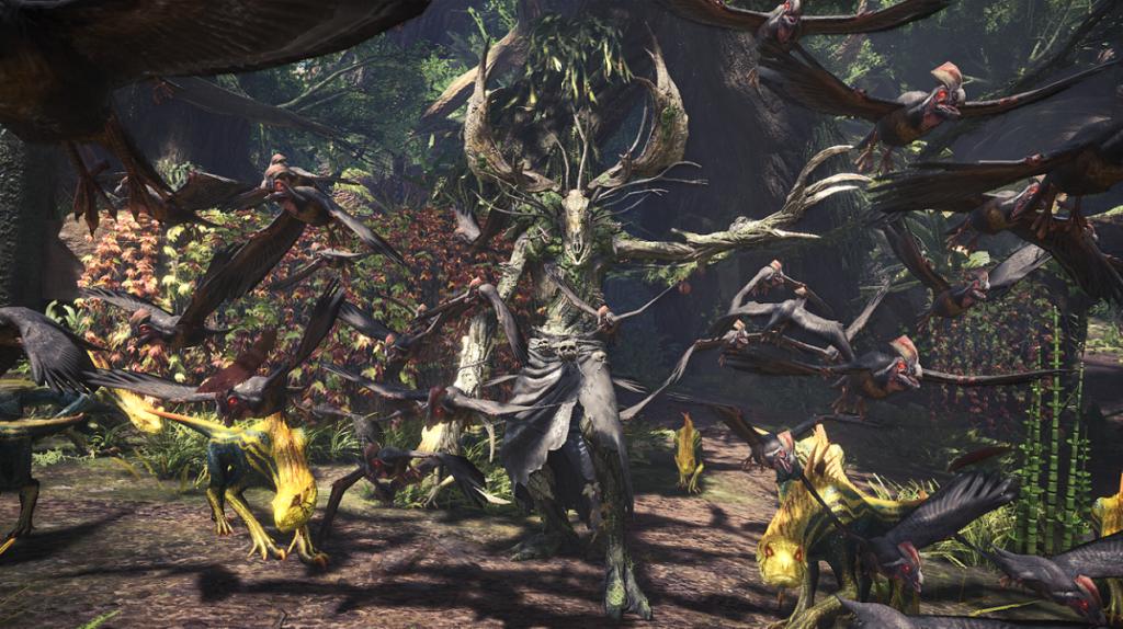 O Geralt της Rivia εισβάλει και στο Monster Hunter World! - Geekdom News 1
