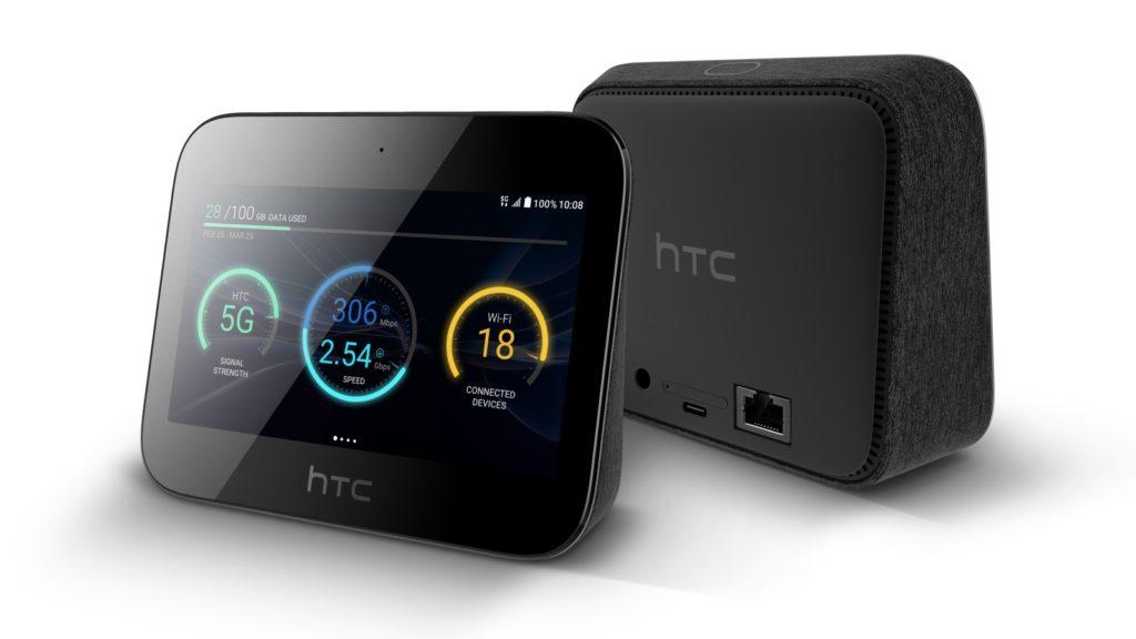 [MWC 2019]: Όχι δεν έδειξε ένα 5G smartphone η HTC ακόμα, αλλά το έξυπνο Hub 5G 4