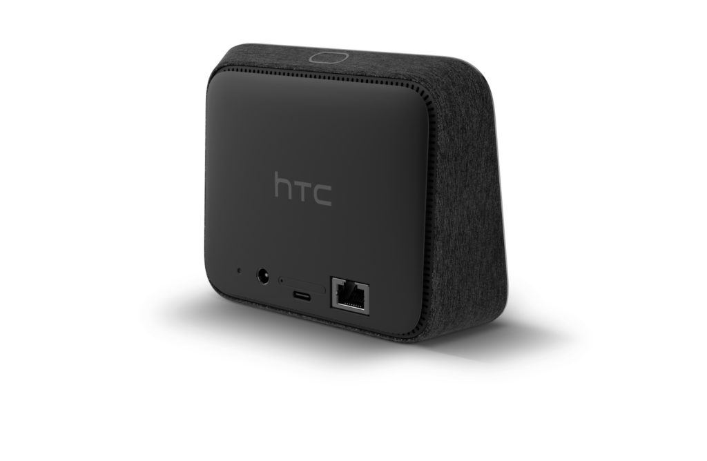 [MWC 2019]: Όχι δεν έδειξε ένα 5G smartphone η HTC ακόμα, αλλά το έξυπνο Hub 5G 3