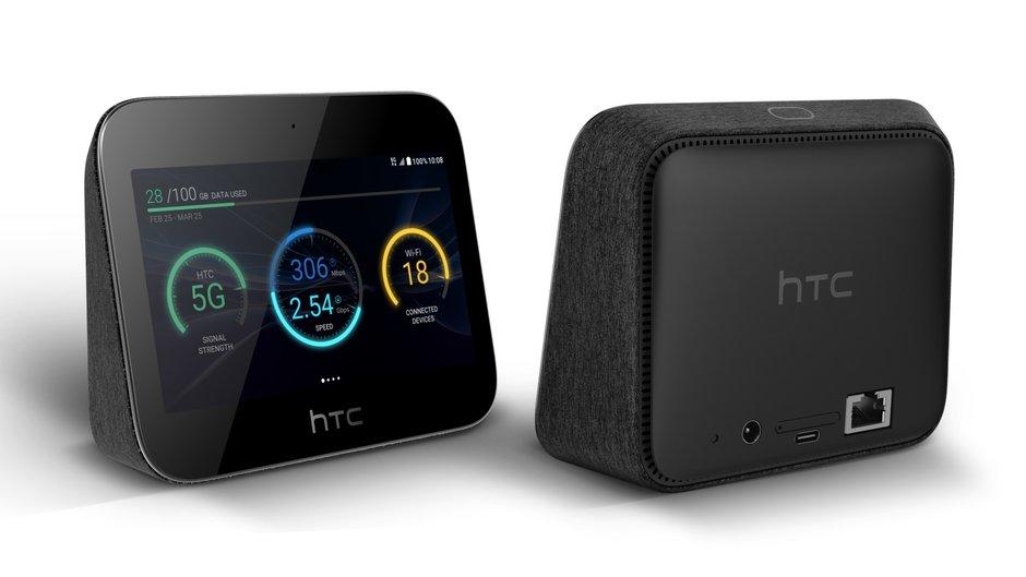 [MWC 2019]: Όχι δεν έδειξε ένα 5G smartphone η HTC ακόμα, αλλά το έξυπνο Hub 5G 2