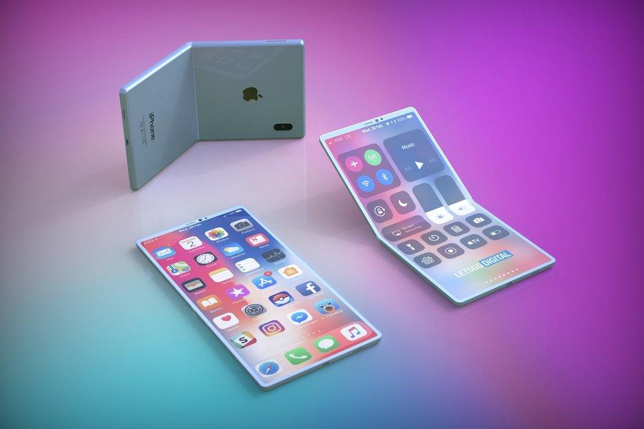 Κάπως έτσι θα μπορούσε να μοιάζει το πτυσσόμενο iPhone της Apple! 2