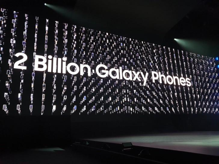 Samsung: Έχει πουλήσει 2 δισεκατομμύρια τηλέφωνα Galaxy σε εννέα χρόνια 2