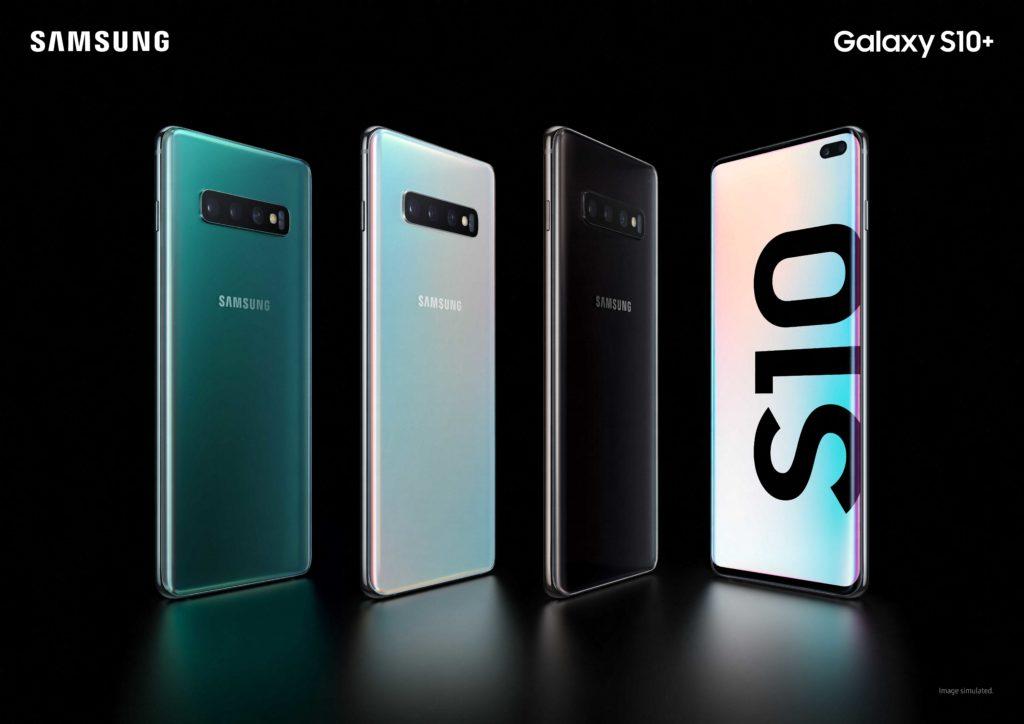 H Samsung Ανεβάζει τον Πήχη με το Galaxy S10: Περισσότερες Οθόνες, Κάμερες και Επιλογές 2