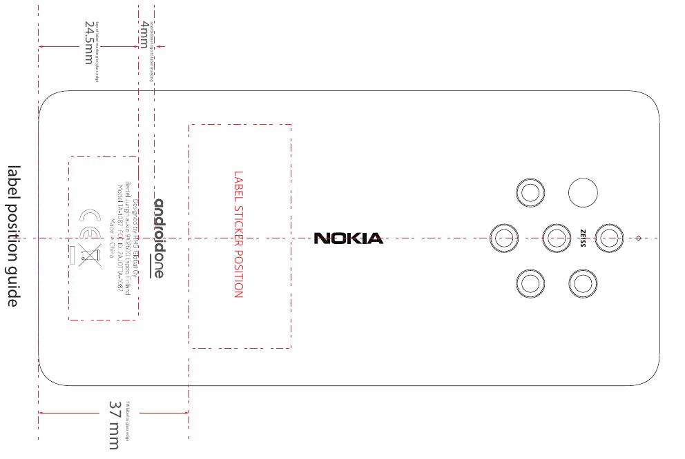 Η FCC αποκαλύπτει ορισμένες λεπτομέρειες για το Nokia 9 PureView μαζί με το εγχειρίδιο χρήσης του Nokia 1 Plus 5
