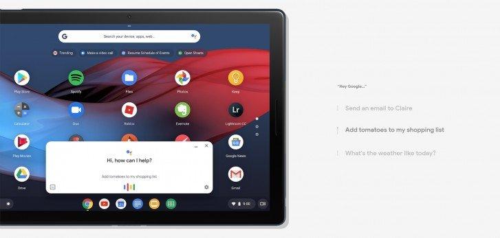 Η νέα build έκδοση του Chrome OS 72 φέρνει την εγγενή ενσωμάτωση Assistant και PIP 2