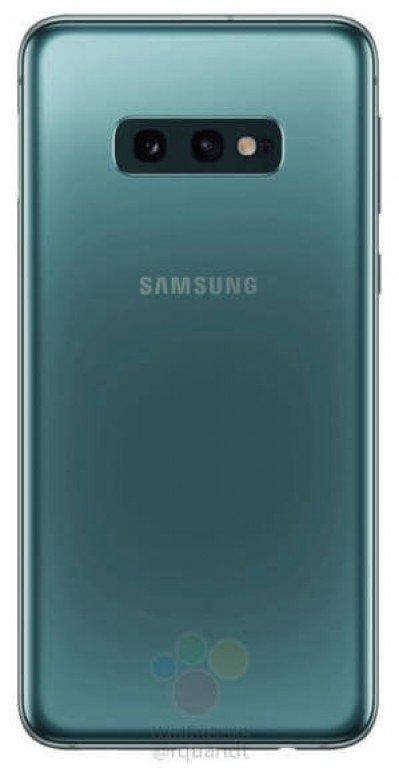 Samsung Galaxy S10E: Φιγουράρει σε νέα renders 2