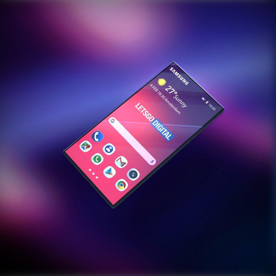 Αλλαγμένα renders για το Samsung Galaxy F με λεπτότερο προφίλ 1