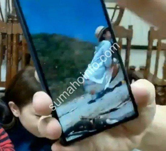 Πρώτες live φωτογραφίες από το Sony Xperia XA3 2