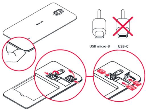 Η FCC αποκαλύπτει ορισμένες λεπτομέρειες για το Nokia 9 PureView μαζί με το εγχειρίδιο χρήσης του Nokia 1 Plus 2